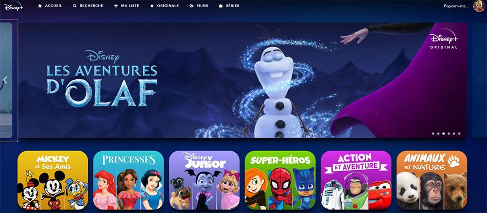 les films et séries accessibles aux enfants