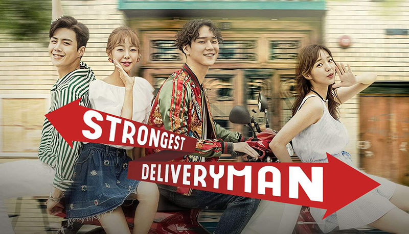Strongest Delivery Man