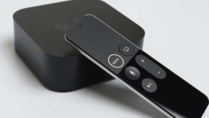 le boitier Apple TV 3ieme génération