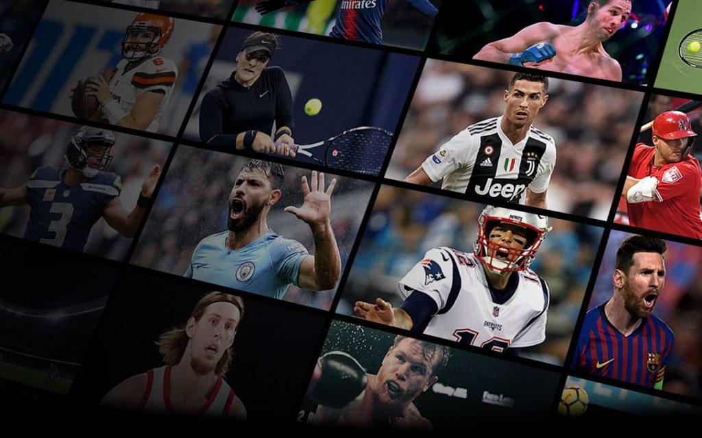 Tous les sports disponibles sur Canal