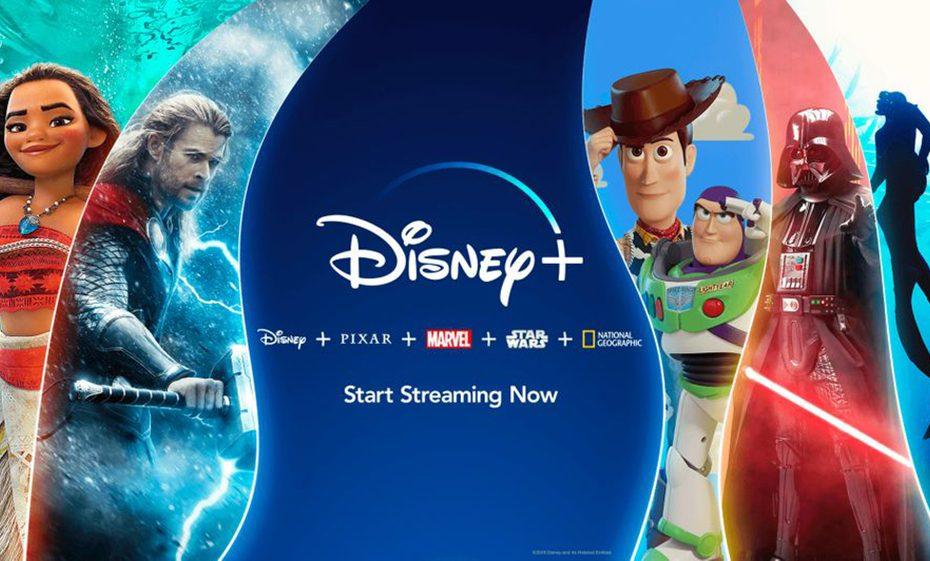 programme tv du Disney+
